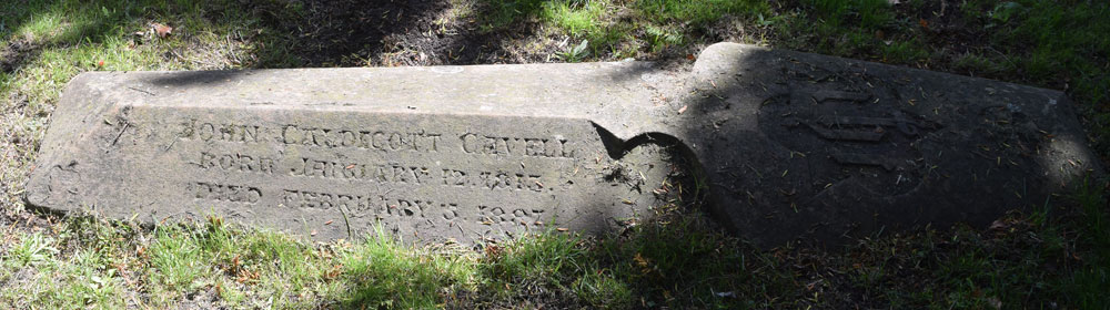 Cavell grave