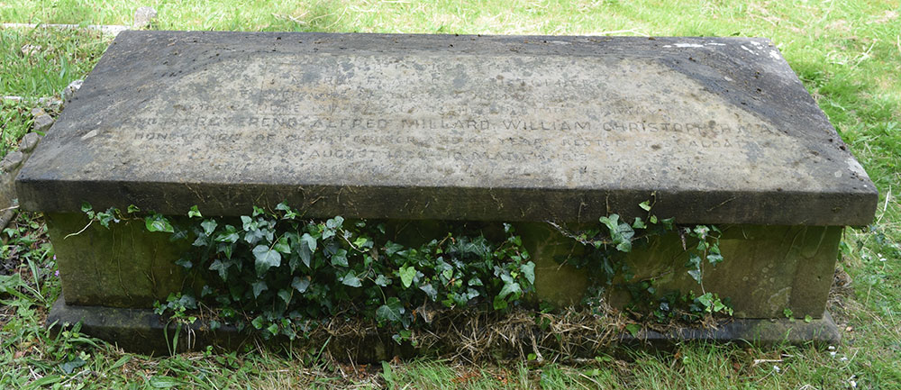 Christopher grave
