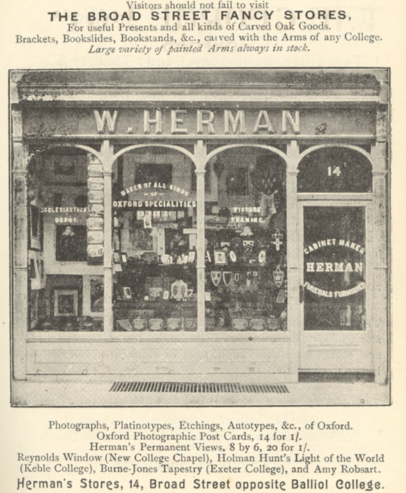 Herman advert