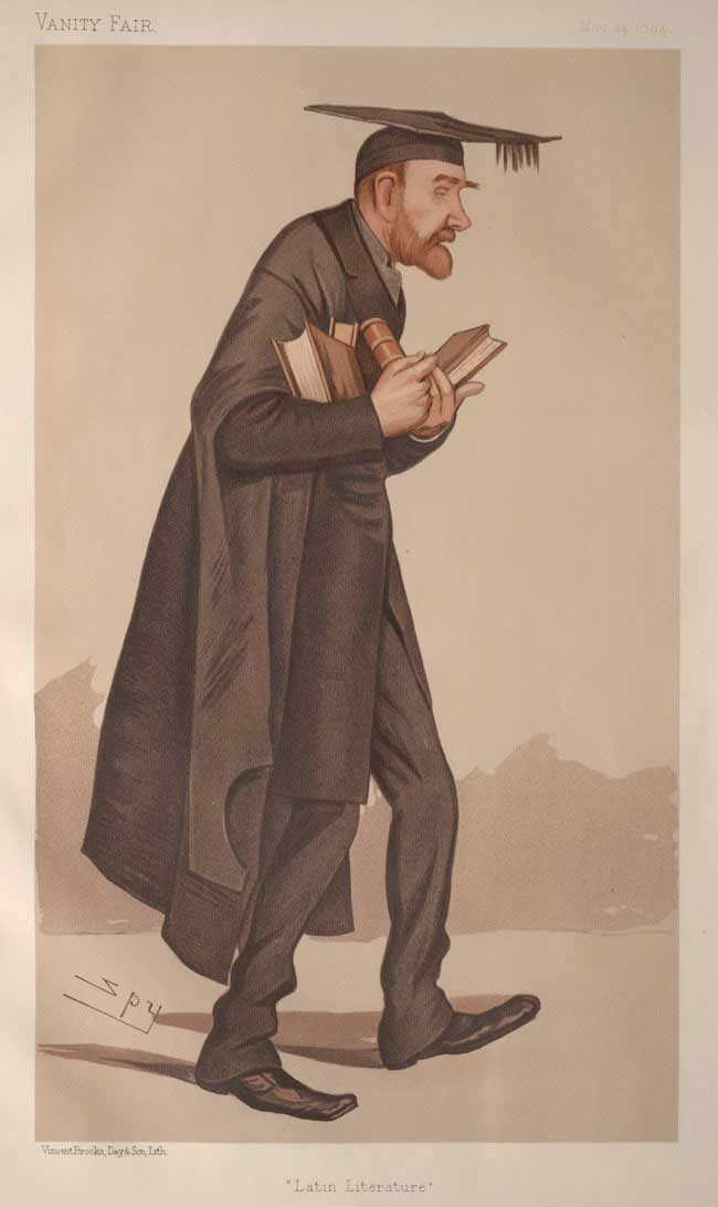 Robinson Ellis in Vanity Fair